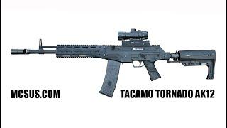 Gambar cover Tacamo Tornado AK12 Paintball Project