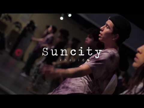 Khalid - Suncity ft. Empress Of by DAN CUESTA