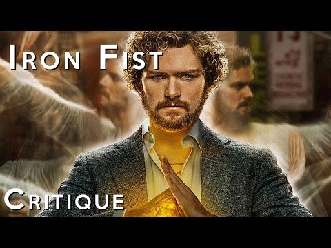 IRON FIST : Critique de la saison 1 de la série MARVEL NETFLIX