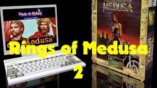 Rings of Medusa II Let's Play Amiga Spiel Part 1 - INTRO