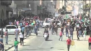 الرصاص الحي الإسرائيلي مقابل الحجارة الفلسطينية