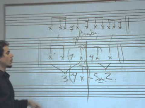 Dafnis Prieto, Part 2: The Clave and Basic Elements of Latin Rhythm