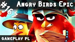 Angry Birds Epic Po Polsku | KAMIENNY RED | #167
