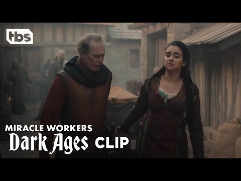 Miracle Workers: Dark Ages   A Day in the Life of a Shitshoveler   TBS