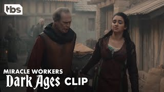 Miracle Workers: Dark Ages | A Day in the Life of a Shitshoveler | TBS