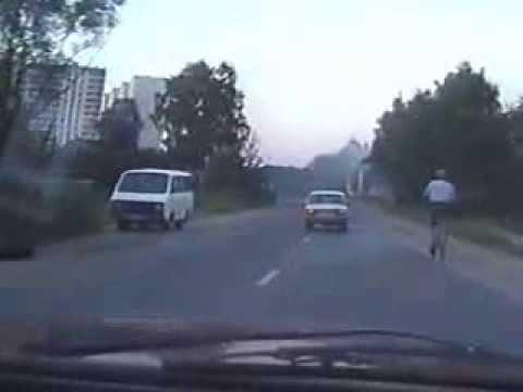 Архивное видео 1997 года Рассказовка-Новопеределкино