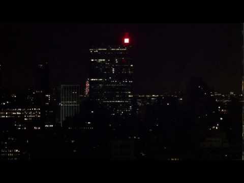 A night in Manhattan
