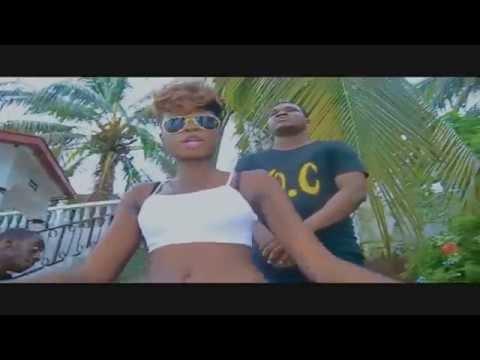 Rhina Bad Girl - Couler (clip officiel ) Congo rap