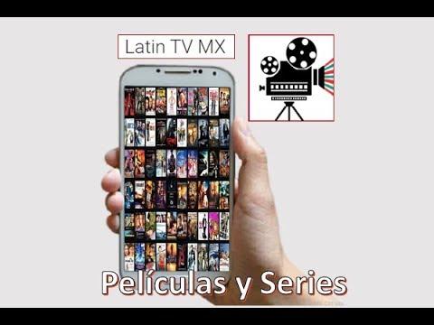 Latin TV MX Gran opción para películas y series Gratis / Android /