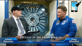 Interview Astronaut Doug Wheelock