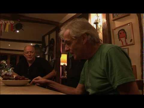 David Gilmour and Rick Wright - Talking...