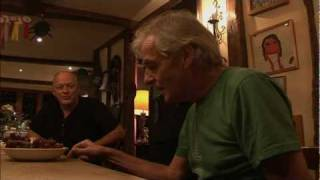 David Gilmour and Rick Wright - Talking about Echoes piano intro