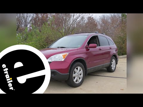 Etrailer | Trailer Wiring Harness Installation - 2008 Honda CR-V