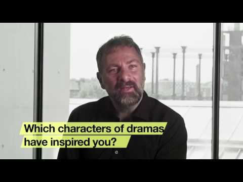 BBC Writersroom Jed Mercurio interview