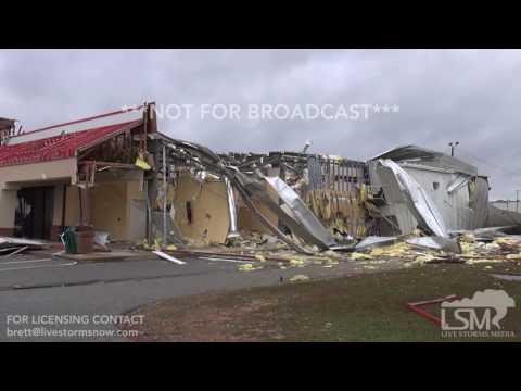 01-23-2017-Albany-Radium Springs, Ga Tornado damage