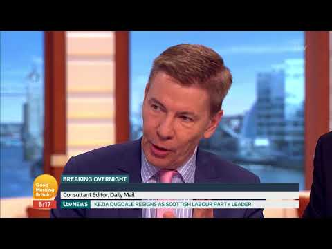 Dugdale Resigns As Scottish Labour Leader | Good Morning Britain