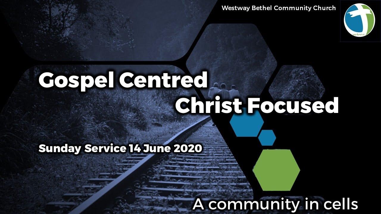 Sunday Service 14/06/20