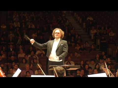 Tchaikovsky 4th Symphony (complete). Yuri Medianik (conductor). Royal  Bangkok Symphony Orchestra
