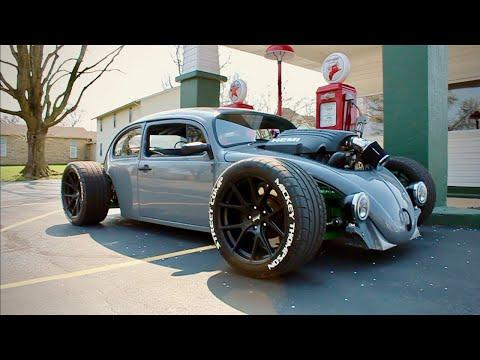 Download HEMI powered VW Beetle, A Real Life Hot Wheels! The HEMI BUG