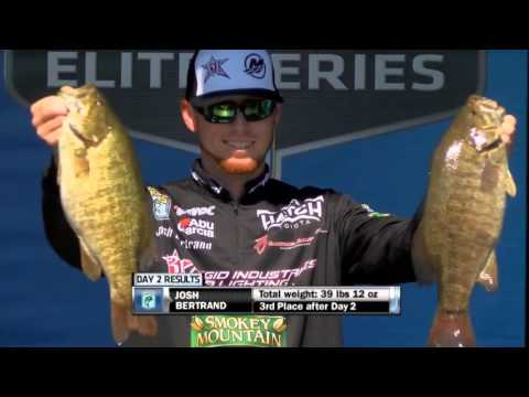 Bassmaster Elite Series: St. Lawrence River 2015