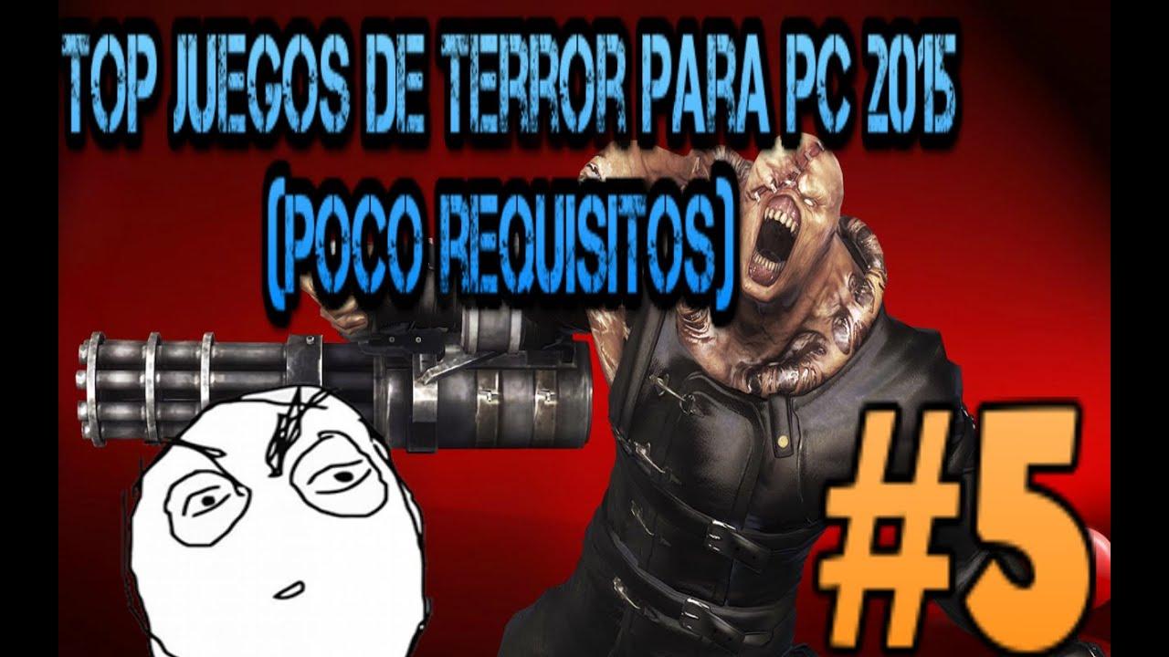 Juegos De Terror Para Pc Gratis 1 Link Espaol