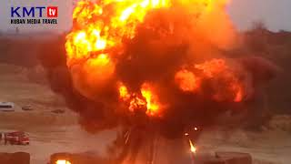 Взрыв Крепости Бадабер