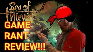 SEA of THIEVES SUCKS!  GAME RANT REVIEW