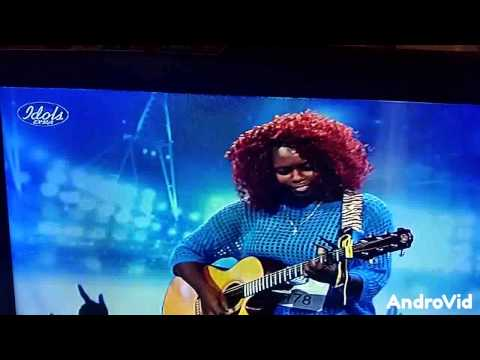 Amanda Black Idols south africa 2015 auditions