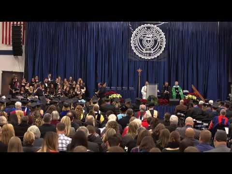 Concordia University-Portland - December , 17 - Commencement #1