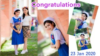 Congratulatios My Sister
