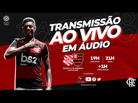 Bangu x Flamengo - Taça Rio (Ao Vivo)
