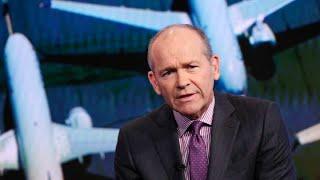 CNBC's full interview with Boeing CEO David Calhoun on coronavirus impact