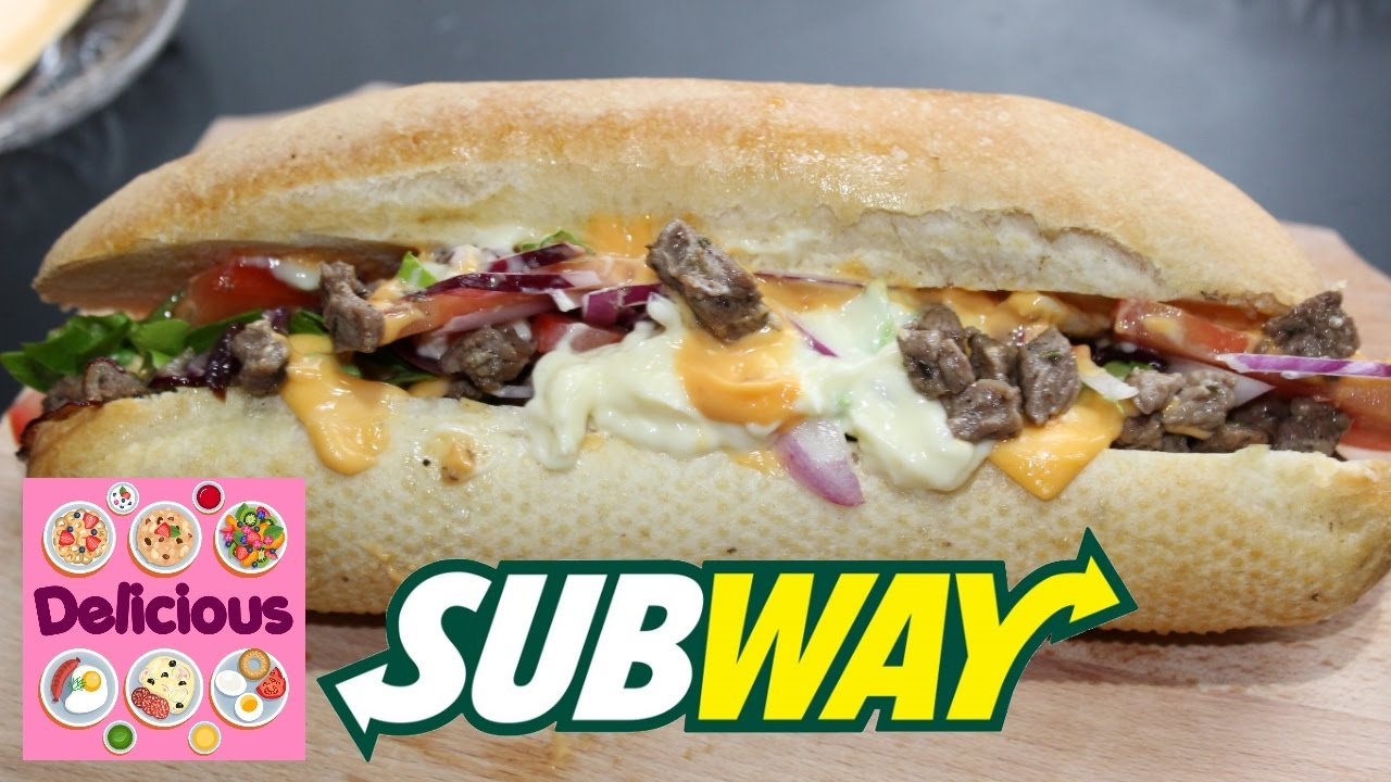 Homemade Subway Beef Sandwich Recipe How To Make With Delicious You
