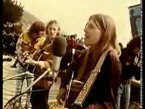 Joni Mitchell (Crosby, Stills, Nash) - Get Together (Live 1969)