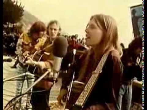Joni Mitchell (Crosby, Stills, Nash) - Get Together (Live 1969)