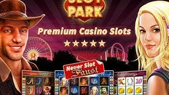 Slotpark – Gratis Slot Games - Gameplay - First Look