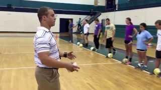 Elementary Physical Education- Soccer Skills