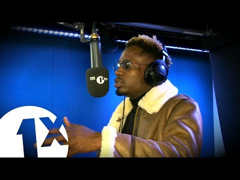 Mr Eazi - Pour Me Water (Live PA on 1Xtra)