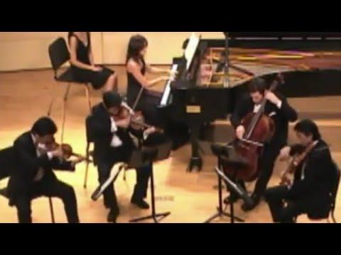 Schumann Piano Quintet:  Yuja Wang & Shanghai String Quartet