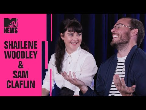 Shailene Woodley & Sam Claflin on 'Adrift', RuPaul's Drag Race & More!   MTV