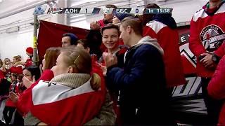 "УХЛ. 22.03.19. ""Донбасс"" - ""Белый Барс"" 8:1. Обзор"