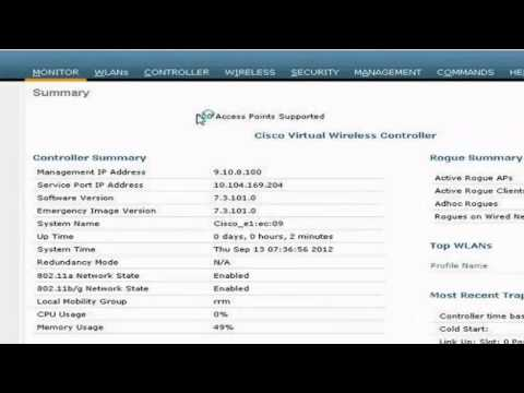 Cisco Virtual Wireless Controller (vWLC) License Activation 7 3