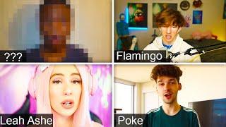 I Tried To Make The BIGGEST Roblox YouTuber Call (ft. Flamingo, Poke, Leah Ashe)