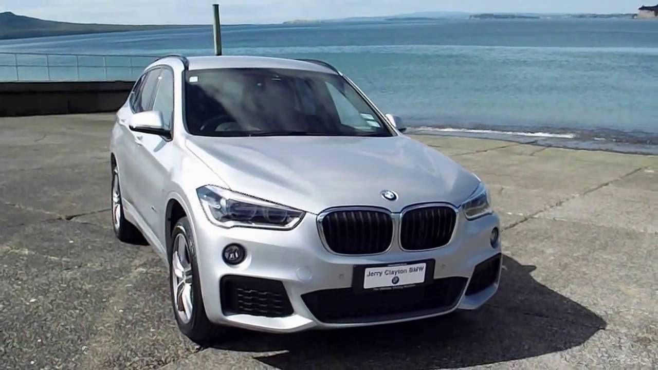 2016 BMW X1 18d SDrive M Sport