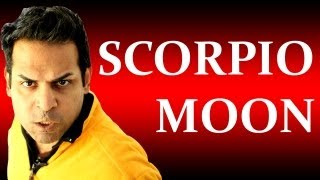 Moon in Scorpio in Astrology (All about Scorpio Moon zodiac sign)