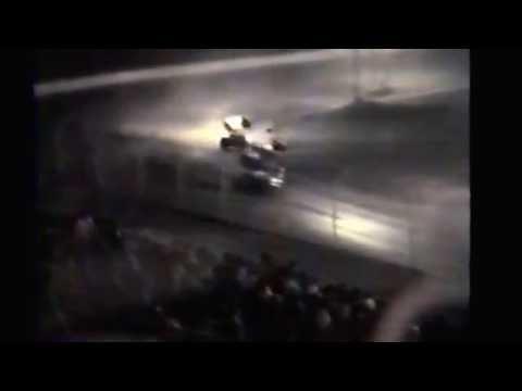 1985 races at Black Hills Speedway #114 Nationals Sprint Car main event