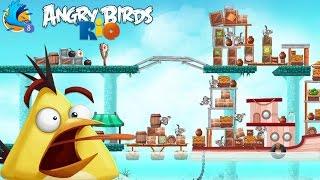 Angry Birds Rio - Rovio Entertainment Ltd 2 HIDDEN HARBOR Level 7-11