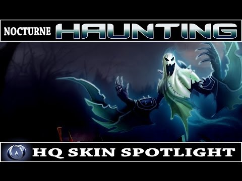 League of Legends: Haunting Nocturne (HQ Skin Spotlight) - YouTube