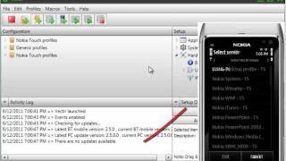 Vectir Bluetooth Remote Control - Nokia N8