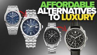 Affordable Alternatives to Luxury Watches (Royal Oak, Daytona, Speedmaster & More)